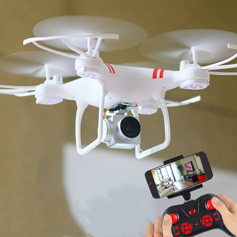 Long Fight 25mins Quadcopter WIFI FPV with HD Camera RC Helicopter Strong Power Remote Control Aircraft Drone APP Control KY101S jjrc aircraft wide angle lens hd camera quadcopter rc drone wifi fpv live helicopter hover 200w 170 wide angle camera ag8 p23
