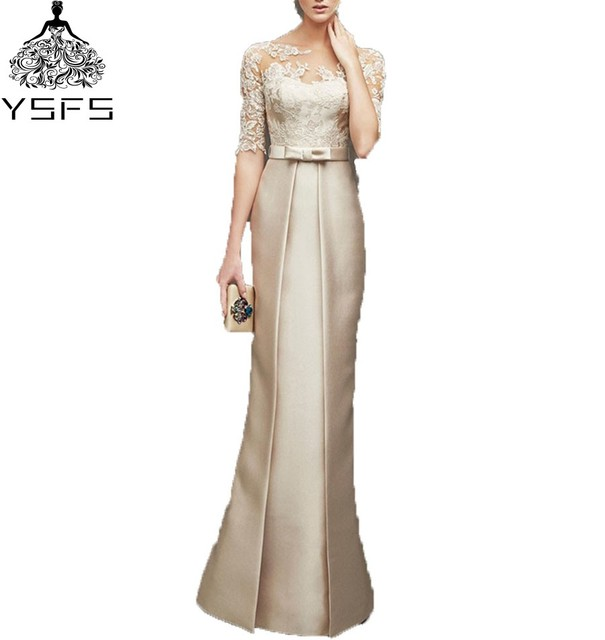 Best Selling A-Line Floor-Length Mother of the Bride Dresses Chiffon Lace  Long Women Mother Gowns Evening Dresses