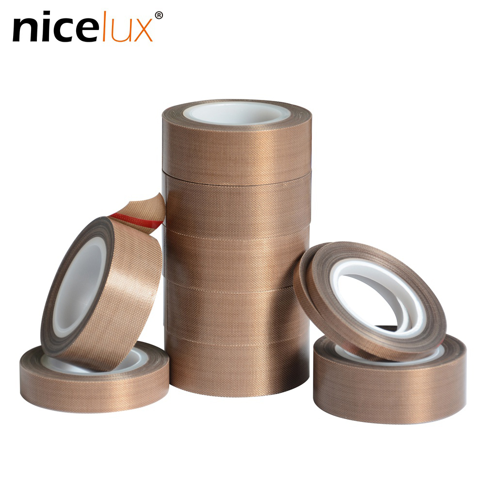 Teflon Tape For Electrical Insulation High Low Temperature Acid-base Resistant Cloth Tape Teflon Roll For Vacuum Cleaner #13