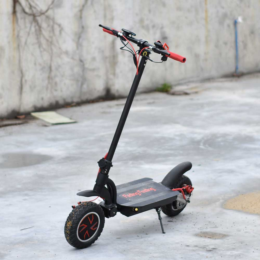 Stand up powerful electric scooter 2000W dual engine or 1000W single motor skateboard foldable minimotor