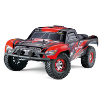 1/12 Scale 4WD Electric Rc Car Off Road Truck baja with 2.4GHz Radio System RTR