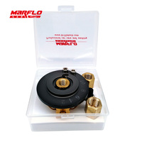 MARFLO Polishing Plate Sanding Pad And Sponge Polishing Pad Upgrade Polisher Adjustable Eccentric Transformation