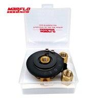 MARFLO Polishing Plate Sanding Pad And Sponge Polishing Pad Upgrade Polisher Adjustable Eccentric Transformation