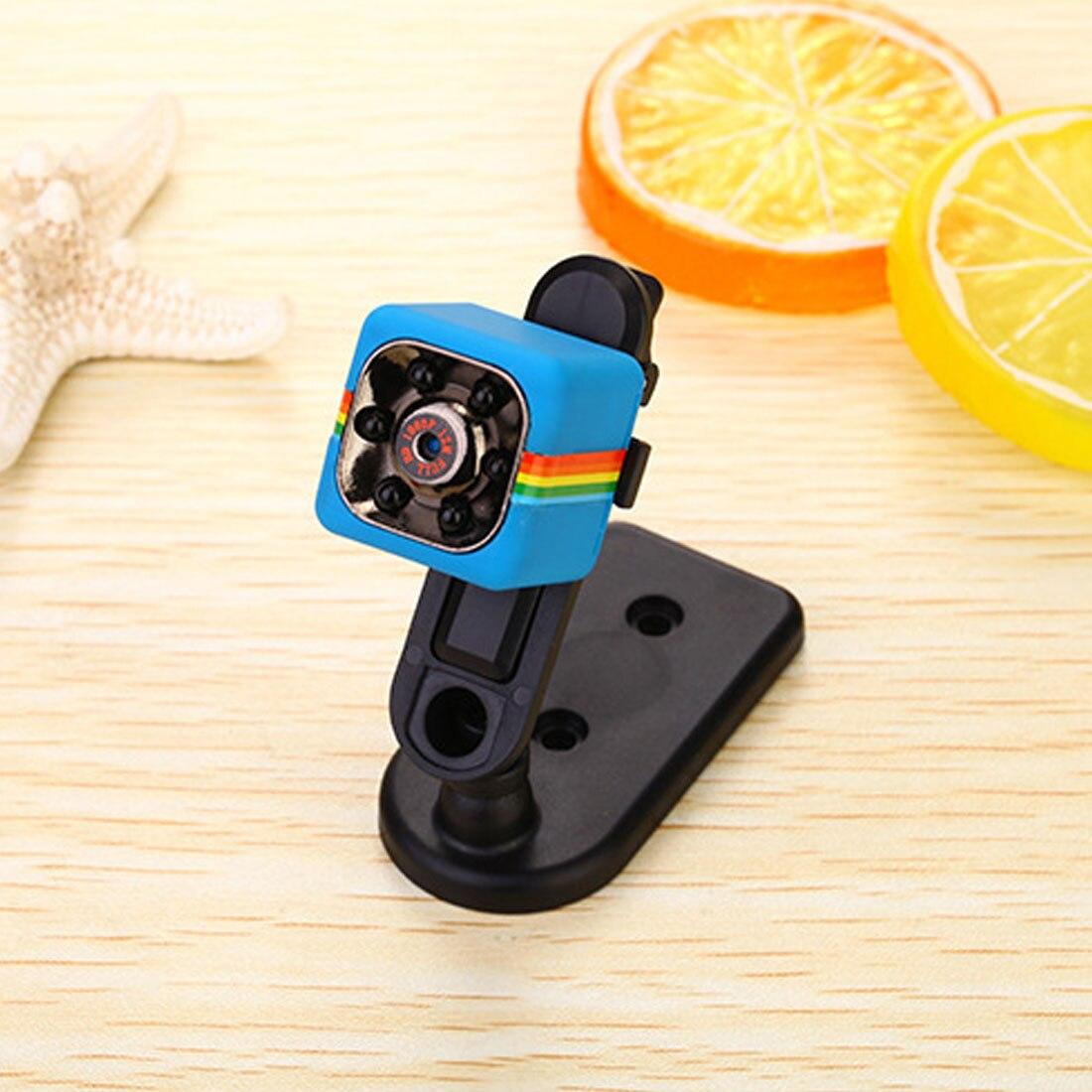HONGDAK Mignon Mini Caméra SQ11 HD 1080 P Caméscope HD de Vision Nocturne Mini Caméra Aérienne Sport Mini DV Voix Vidéo Record