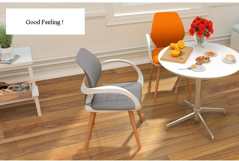 dining room restaurant chair Europe and the United States pop hotel canteen plastic stool free shipping