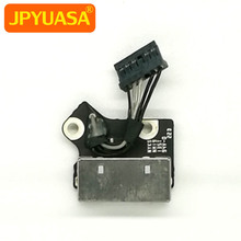 For Macbook Pro Retina 15 inch Charging Port A1398 Power DC Jack 820-3109-A Fits 2012 2013 2014 2015 original dc in usb jack power audio dc in board 820 3455 a for apple macbook air 13 a1466 2013 2015 year md760 mjve2