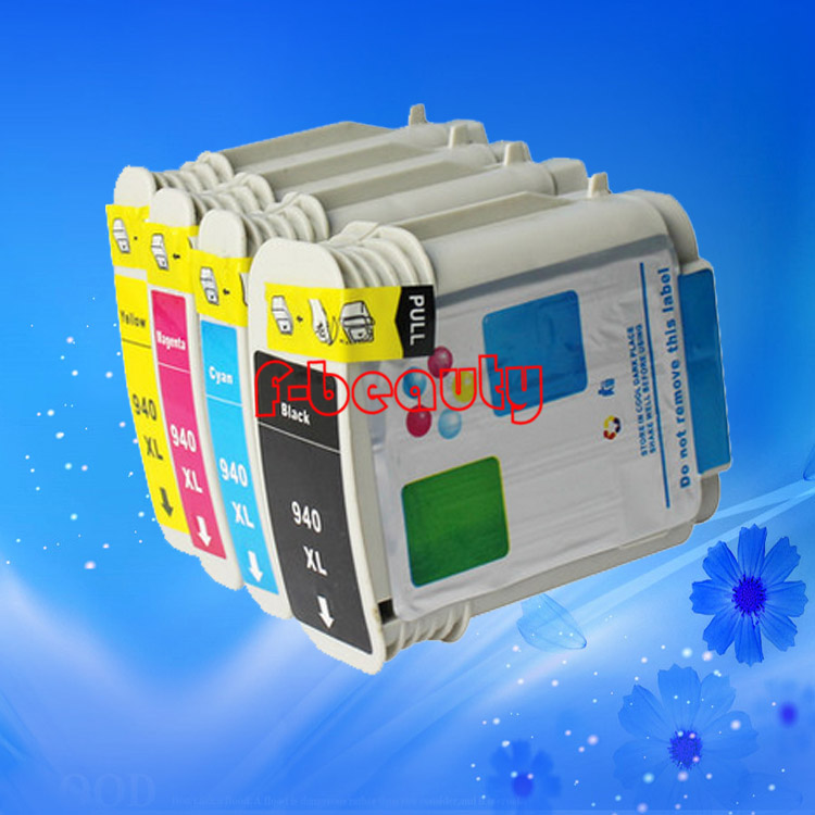 High quality 940XL 940 ink cartridge compatible for HP 8000 8500 Printer
