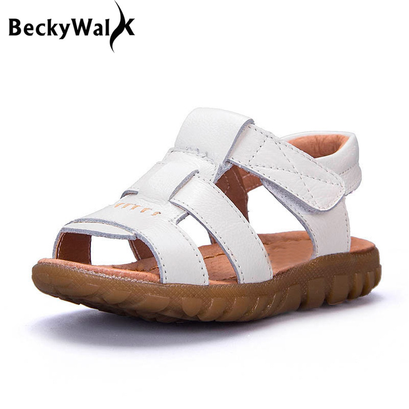Boys Summer Shoes Children S Shoes Good Quality Leather