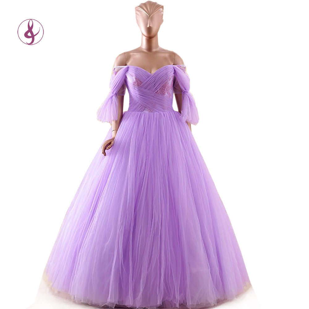 Online Buy Wholesale Purple Wedding Dresses From China