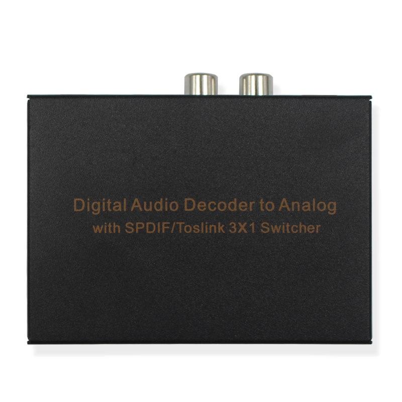 digital to analog decoder ZX_M003 1-800