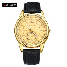 Woman Watches Fashion Lady Quartz Watches Genuine Leather Watchband Date Casual Wristwatches Gift For Girl moda mujer 2019 Clock