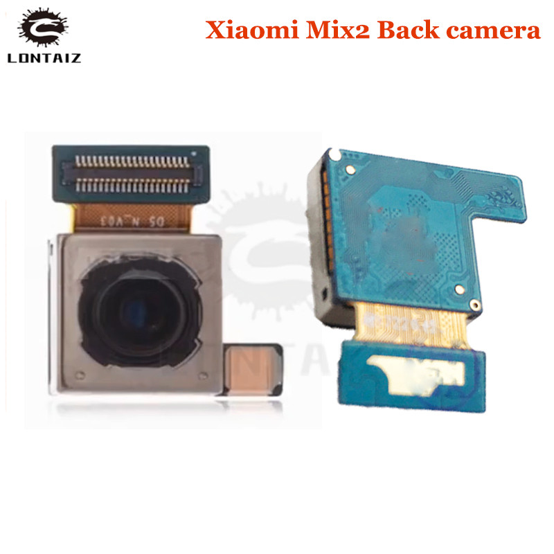 Original For Xiaomi Mi MIX 2 MIX2 Rear Back Main Back Camera Repair Replacement New High Quality