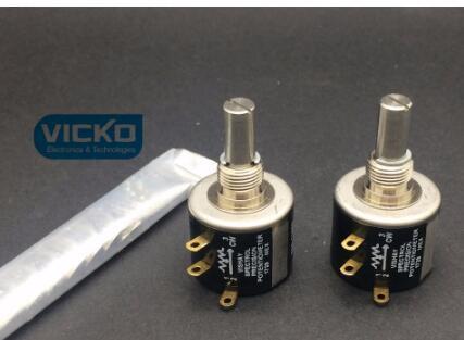 [VK] 20 sztuk oryginalny Vishay MOD534 spectrol UK 534 1 1 534 1K 2K 5K 10K przełącznik potencjometru