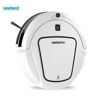 Seebest D720 MOMO 1 0 Dry Mopping Robot Vacuum Cleaner With Big Suction Power 2 Side