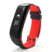 2017 Последним Blood Pressure and Heart Rate Monitor Спорт Фитнес Смарт Bluetooth Браслет Умный Браслет