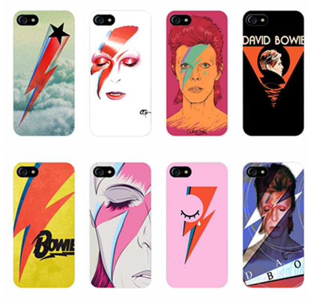 coque iphone 7 david bowie