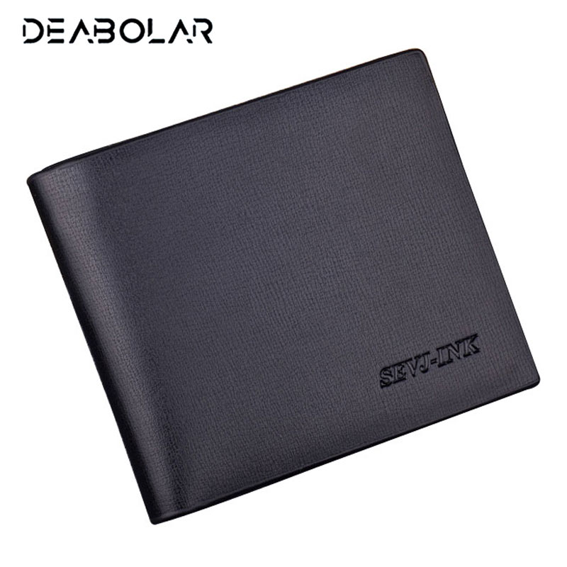 2017 Men Business Short Leather Wallet Male Brand Wallets Purses with Card Holder for Men frank buytendijk dealing with dilemmas where business analytics fall short