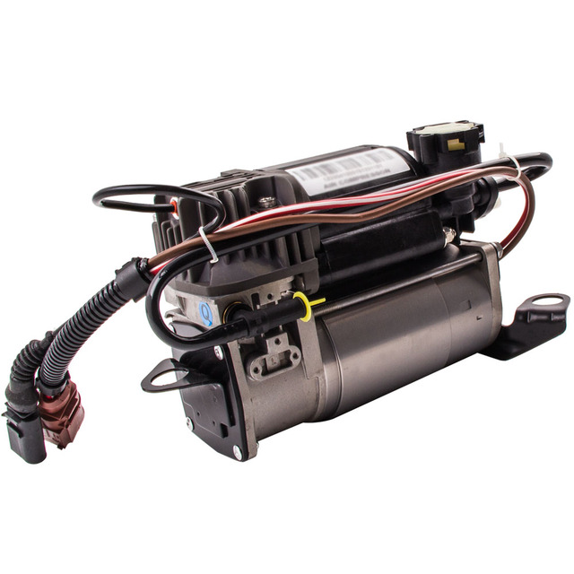 New For AUDI A6 C6 4F Air Suspension Compressor Pump 4F0616005D 4F0616006A