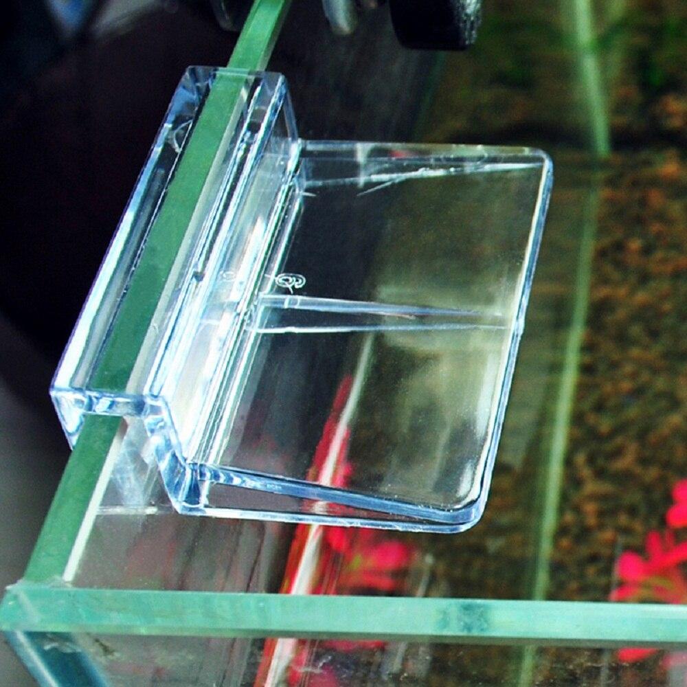 Aquarium fish tank cover - 4 6 8 10 12mm Acrylic Aquarium Fish Tank Glass Fixed Cover