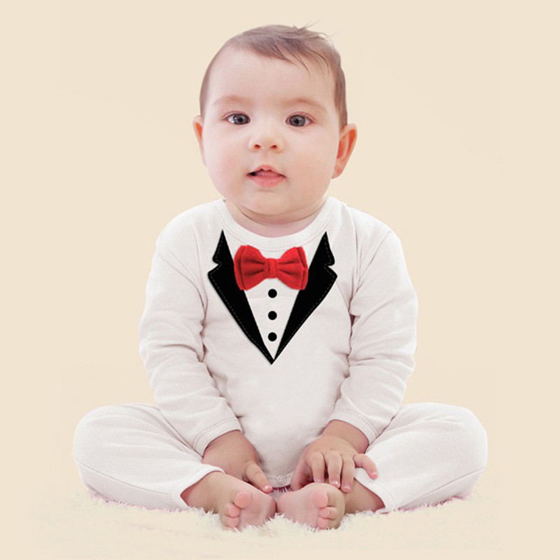 Bibihou-2017-New-Newborn-Baby-Rompers-Clothing-Children-Boys-Clothes-Tie-Gentleman-Bow-Leisure-Toddler-One-pieces-Jumpsuit-Bebe-1