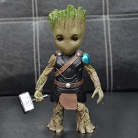 2019 Groot Baby Groot Cos Captain America Winter Soldier Wolverine Ray God Death Servant Plant Pot Groot Dropshipping
