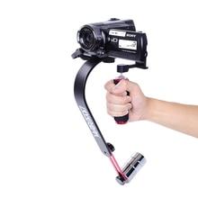 Sevenoak SK-W02 Light Compact Video Stabilizer System for GoPro Canon Nikon Sony DSLR Camera DV Camcorder Smartphone Up To 1KG