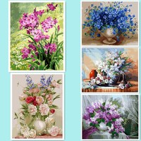 Frameless Picture New Arrival Diy Digital Oil Painting Abstract 60 75 DIY Oil Painting By Numbers