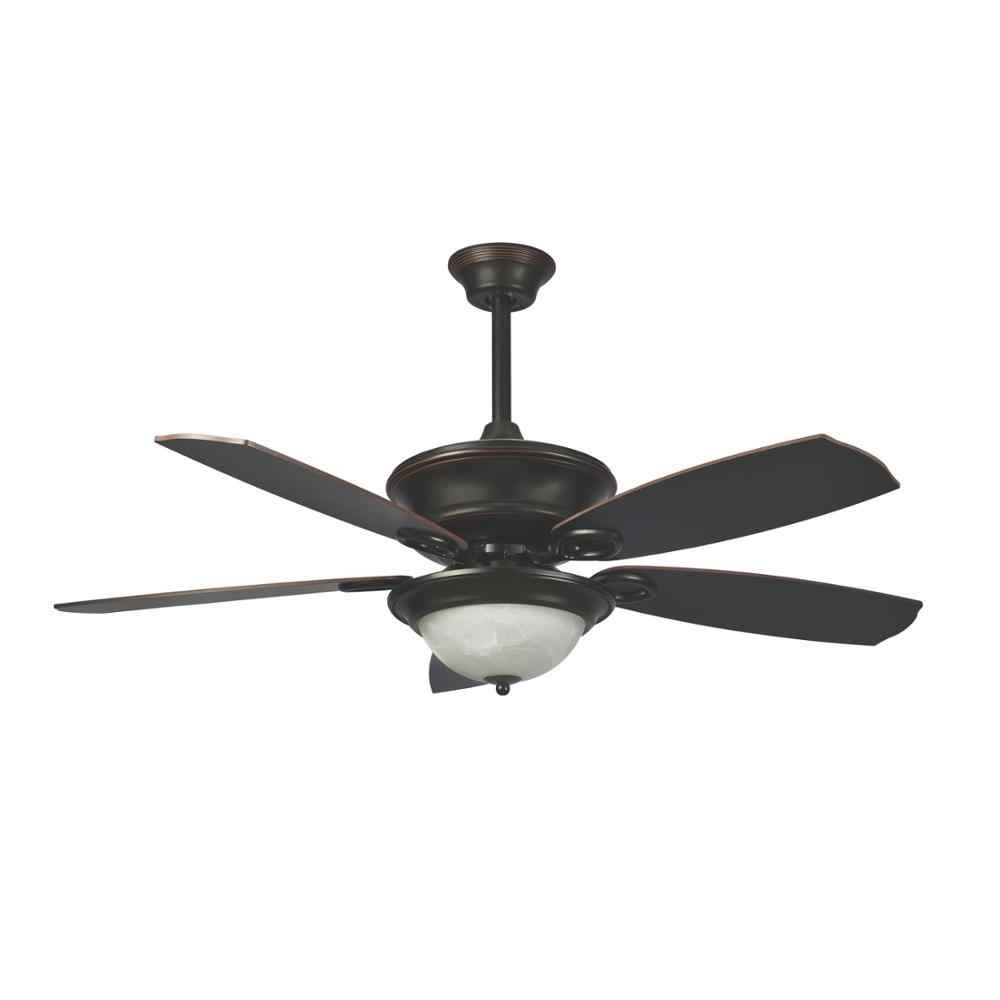 Techbrey Black 20w Vintage Led Ceiling Fan Adjustable Colour Temp Ceiling Fans Aliexpress