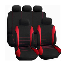 carnong car seat cover universal size full set protector front and rear seat cover car interior accessories auto seat covers