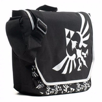 Nintendo The Legend Of Zelda Triforce Messager Bag Laptop Shoulder Bag