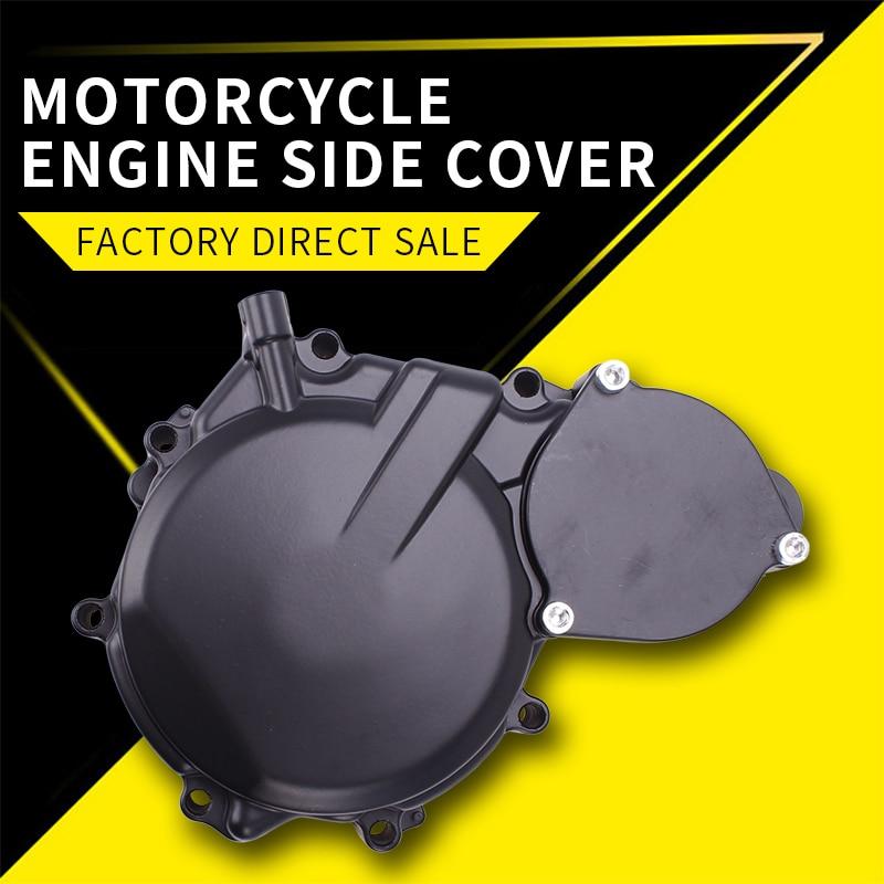 Engine Cover Motor Stator Cover CrankCase Cover Shell For Suzuki GSXR600  GSXR750 GSX-R 600 750 K6 K8