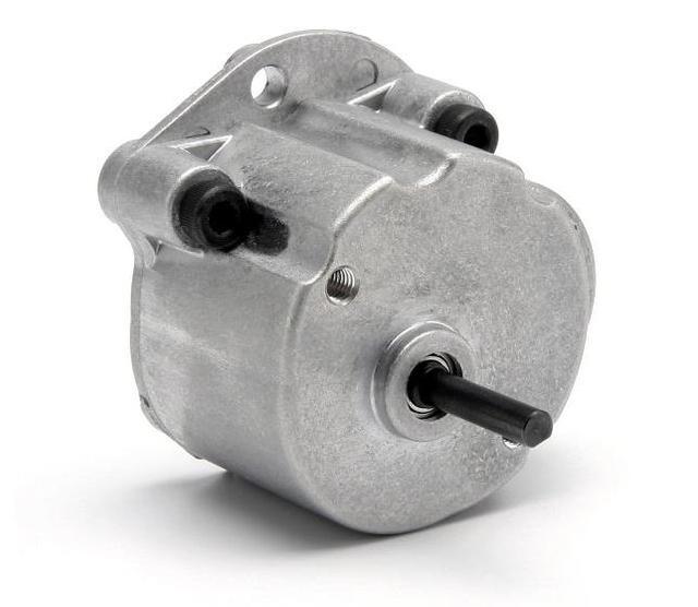 Hpi WHEELY KING ZABAWY 4X4 Różnicowego metal shell Obudowa Case HPI 87634 WĘDKARSKIEGO THE ROCKS differenziale ridotto 1:7. 4