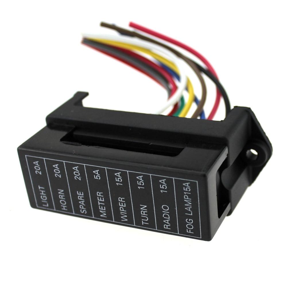 hight resolution of neue 8 way schaltung auto boot bus atc ato blade fuse box block 2 input mit