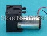 Pompe à Piston Micro 6 V/24 V/12 V DC/mini pompe à air-60kpa/-70kpa/-80kpa 7.5L/M-12L/M, débit contrôlé par changement de tension