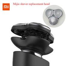 원래 Xiaomi Mijia 전기 면도기 헤드 교체 면도기 헤드 스마트 홈 전기 면도 교체 헤드 Xiomi Mijia 33
