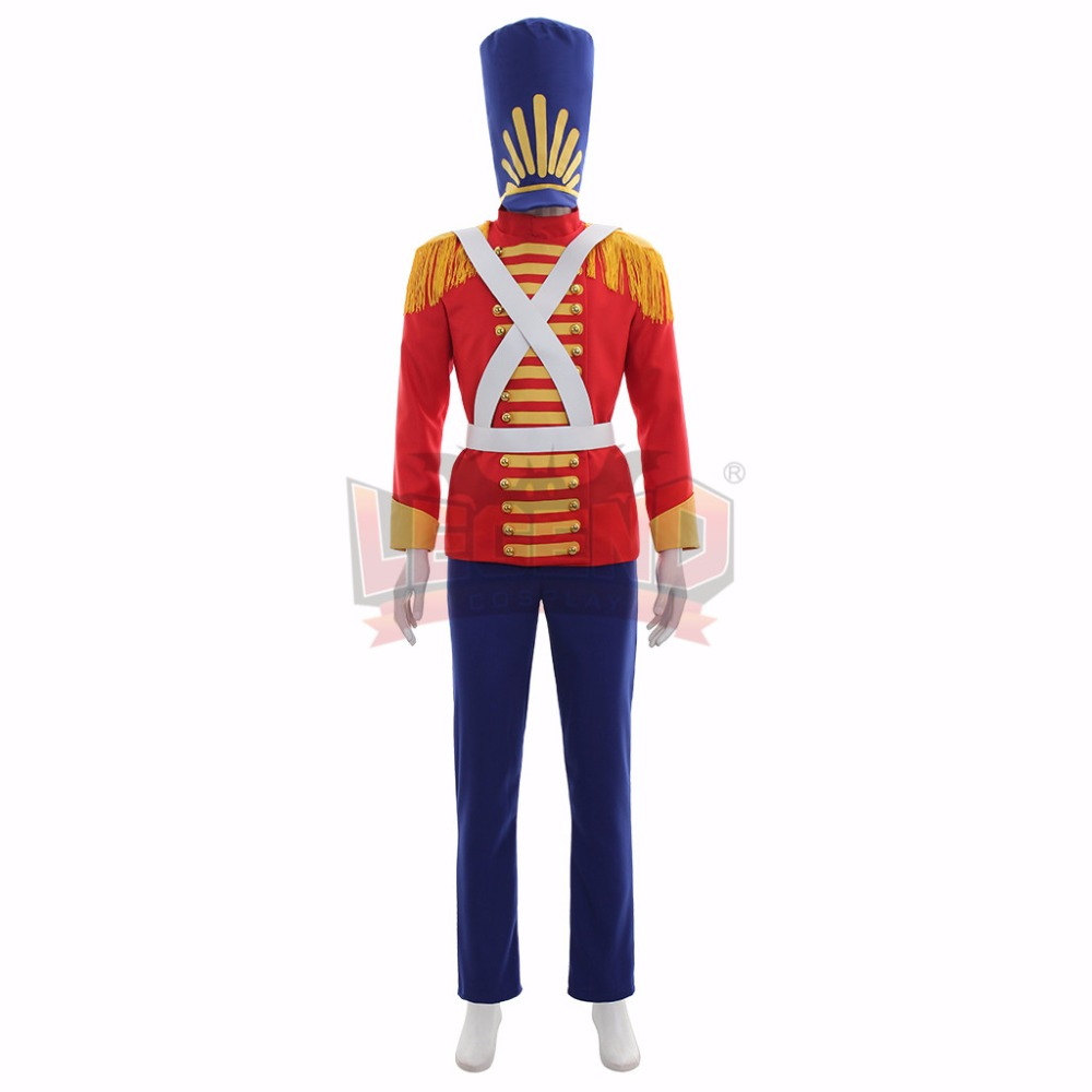 Nutcracker Cosplay Costume Outfit Halloween Adult Costume Custom Made