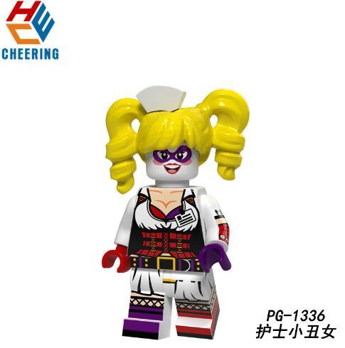 Singular Goddess Of Dawn Joker Deadpool Superman Girl Building Blocks Children Toys Gift Pg1336 Last Style Model Building Careful 20pcs Super Heroes Figure Dr