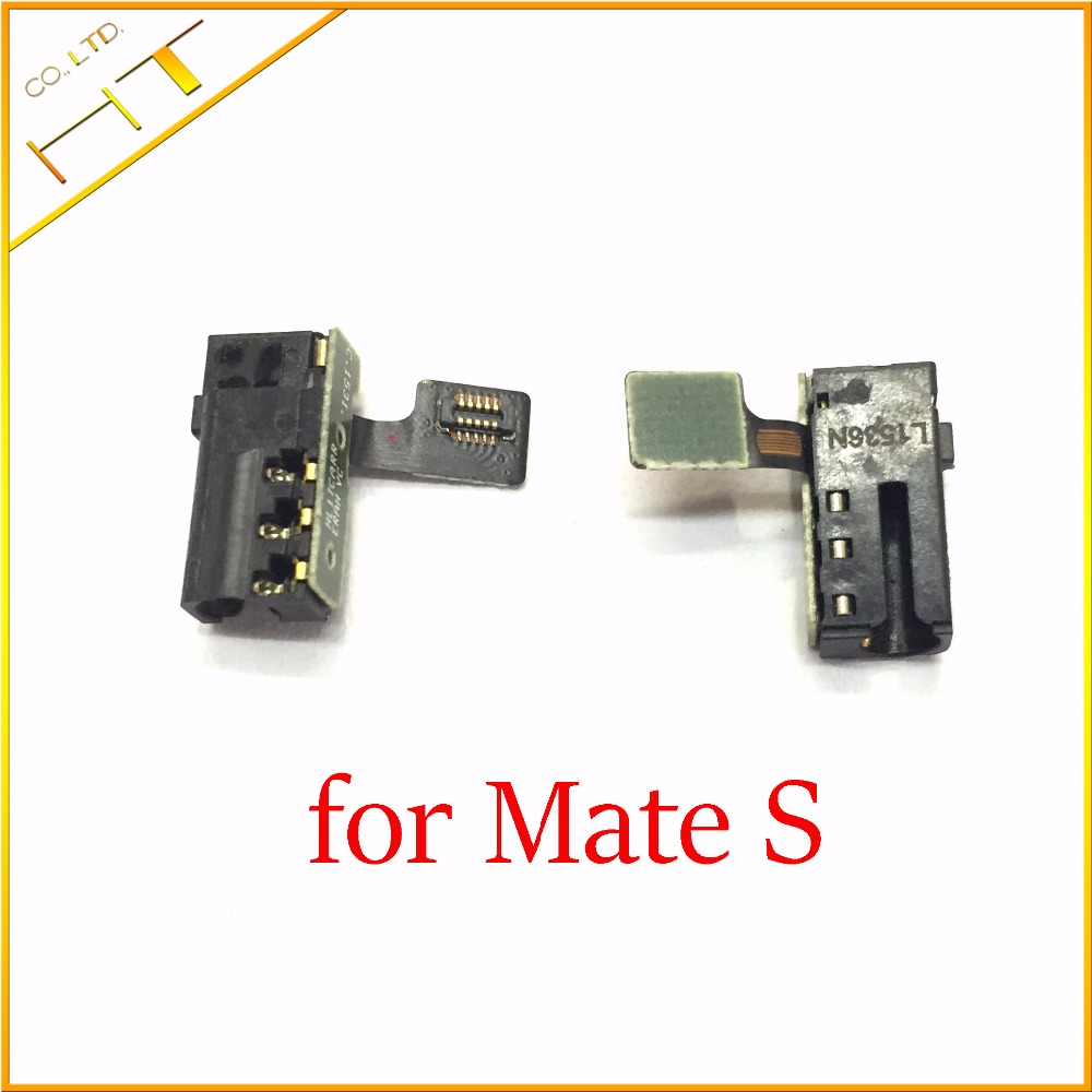 1pcs New Replacement Part Headphone Audio Jack Flex  For Huawei Ascend Mate S
