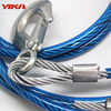New Arrive 4 M 3 Tons Automobile Trailer Rope Steel Wire Trailer Rope Tow Rope Each