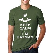 Keep Calm I Am Batman T-Shirts (13 Colors)