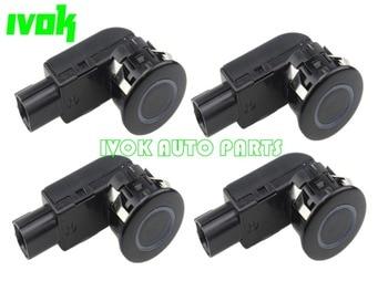 4Pcs/lot Backup Radar Sensors For Toyota Corolla ZZE122 Black White PZD61-12040 PZD6112040