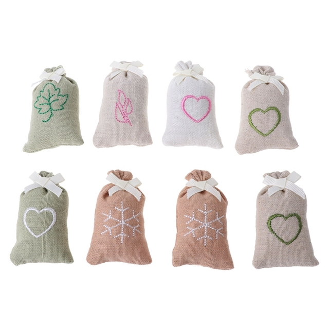 Home Fragrance Sachets Air Freshener Sachet Linen Bag Deodorizer For Room Closet