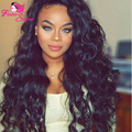 Free Part Peruvian Lace Front Wigs Glueless Lace Front Human Hair Wigs With Baby Hair Loose Wave Full Lace Wigs For Black Women