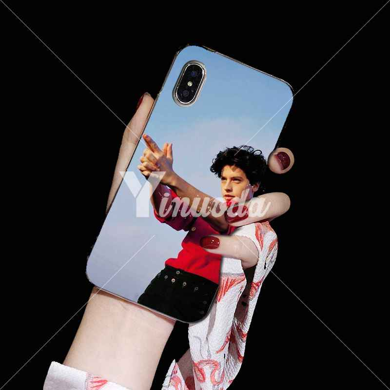 Yinuoda riverdale cole sprouse Jughead Jones Customer High Quality Phone Case for Apple iPhone 8 7 6 6S Plus X XS MAX 5 5S SE XR