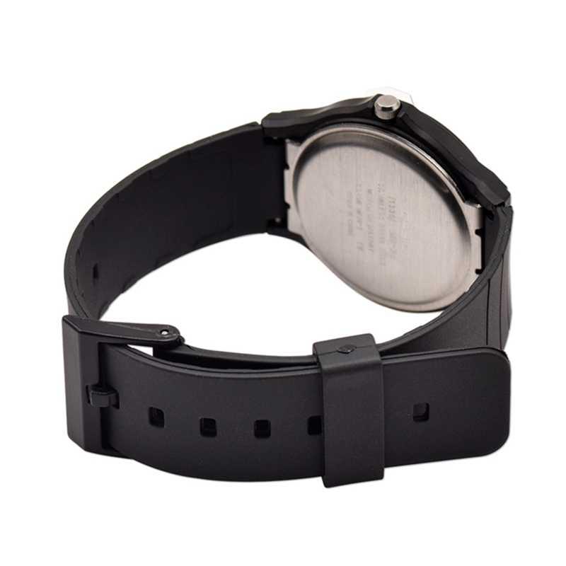 להקת שעון רצועת סיכת אבזם TPU שעוני יד להקות החלפת אביזרי עבור Casio MW-59 MQ-24 MQ-71 MQ-76