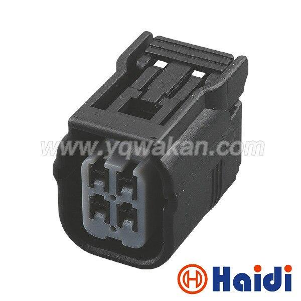Connectors Free Shipping 2sets Sumitomo 4pin Honda Oxygen Sensor Plug Car Waterproof Jacket Connector 6188-4776