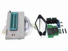 TIEGOULI 1KIT MiniPro TL866CS Prgrammer Universal USB Programador/Programa Bios 6 unids Adaptador SIN CAJA