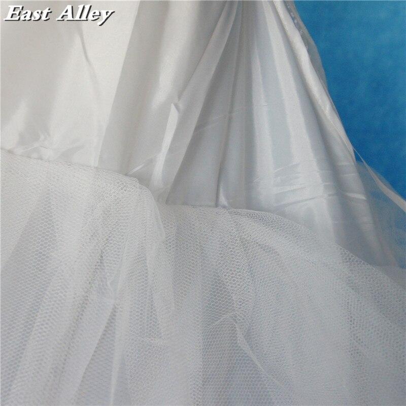 Plus size 2 Hoops Ivory White Black Wedding Gown Train Petticoat Crinolines  Full Slips Underskirt Fit USA SIZE 16W to 24W-in Petticoats from Weddings  ... 6ec7e95b072b