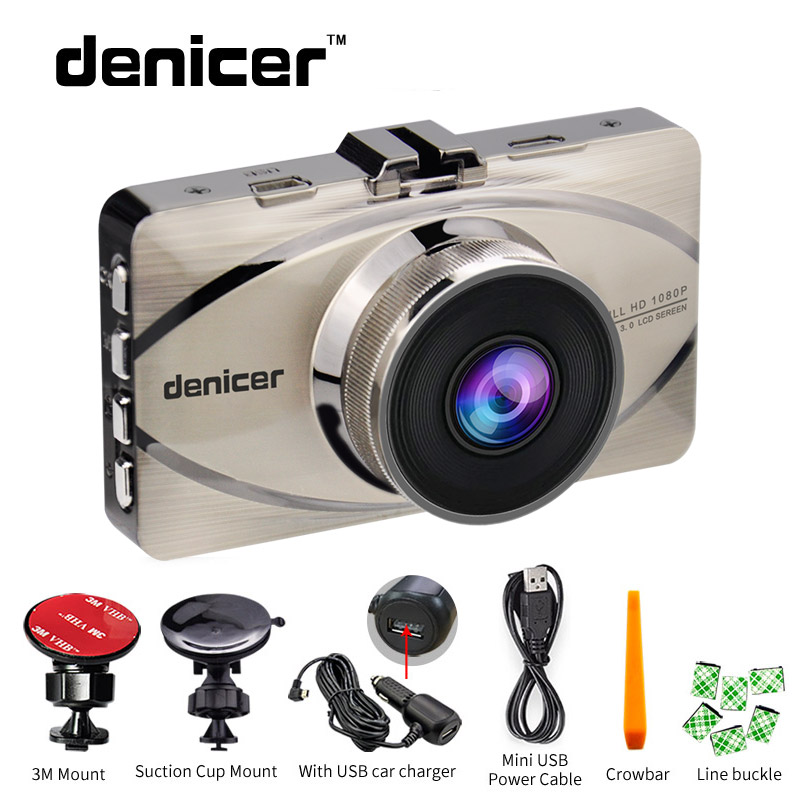 Novatek 96655 Car Dash font b Camera b font Full HD 1920x1080P 30Fps Car DVR Dash