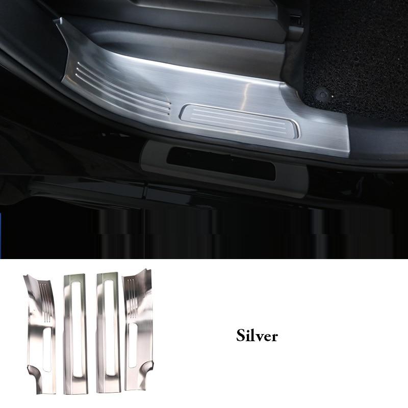 Adatto per 2015-2018 modello per Volvo XC90 modificato soglia davanzale per Volvo xc90 accessori decorativi pedale in acciaio inox